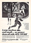 Add-Star Supporters Vintage Advertising