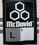 McDavid Supporter Label