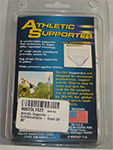 Trufit Athletic Supporter Packaging Back View