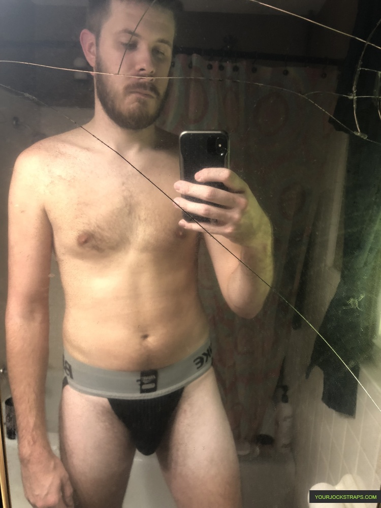 Black Bike #10 Performance Jockstrap